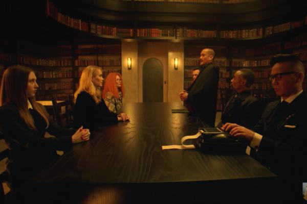 Las brujas se enfrentarán a los warlocks de la academia Hawthorne