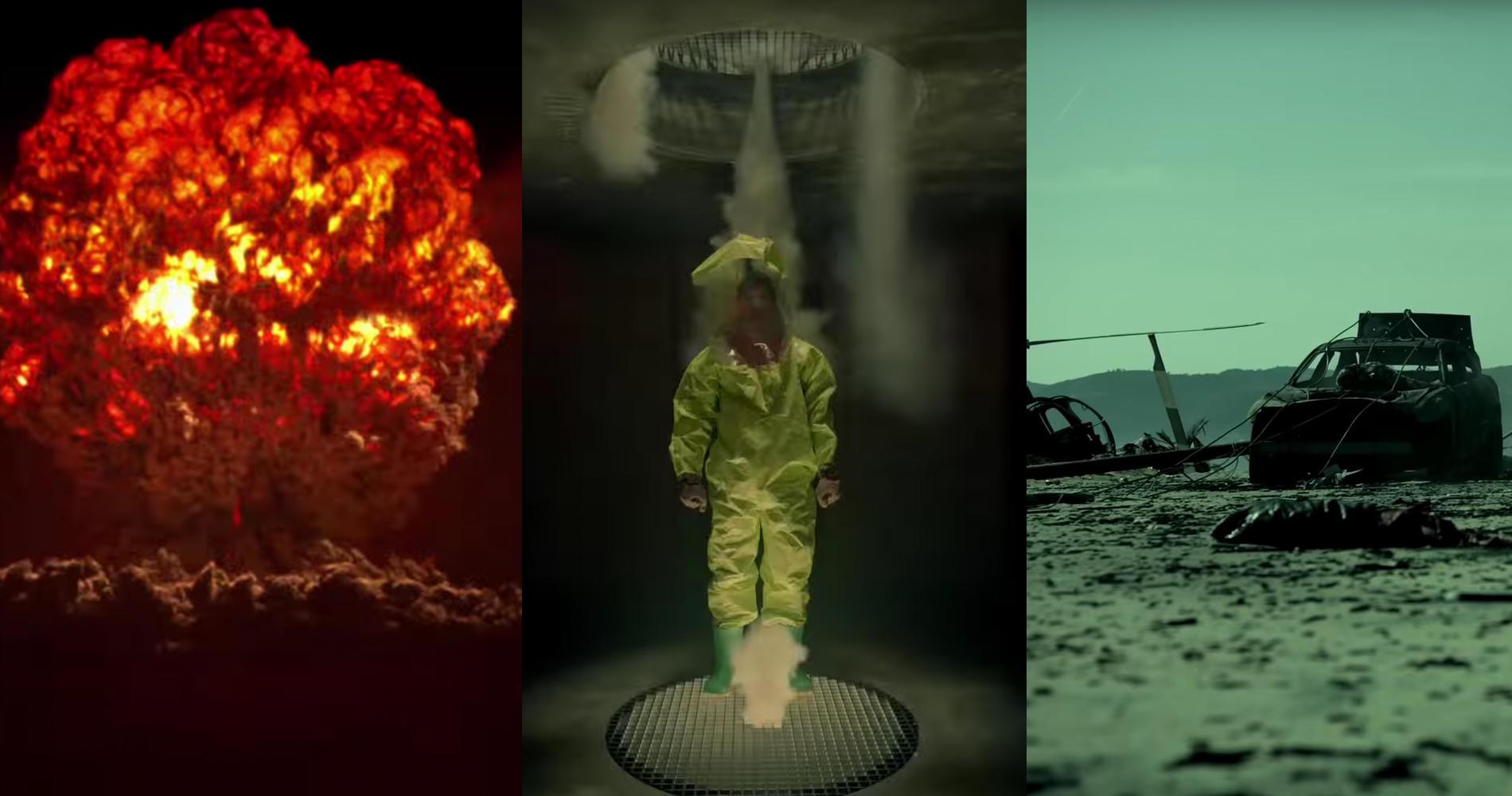 El entorno en el que se desenvuelve la entrega en los primeros episodios