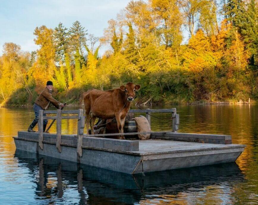 Pasteleros en el salvaje oeste: «First Cow» (Kelly Reichardt, 2020)